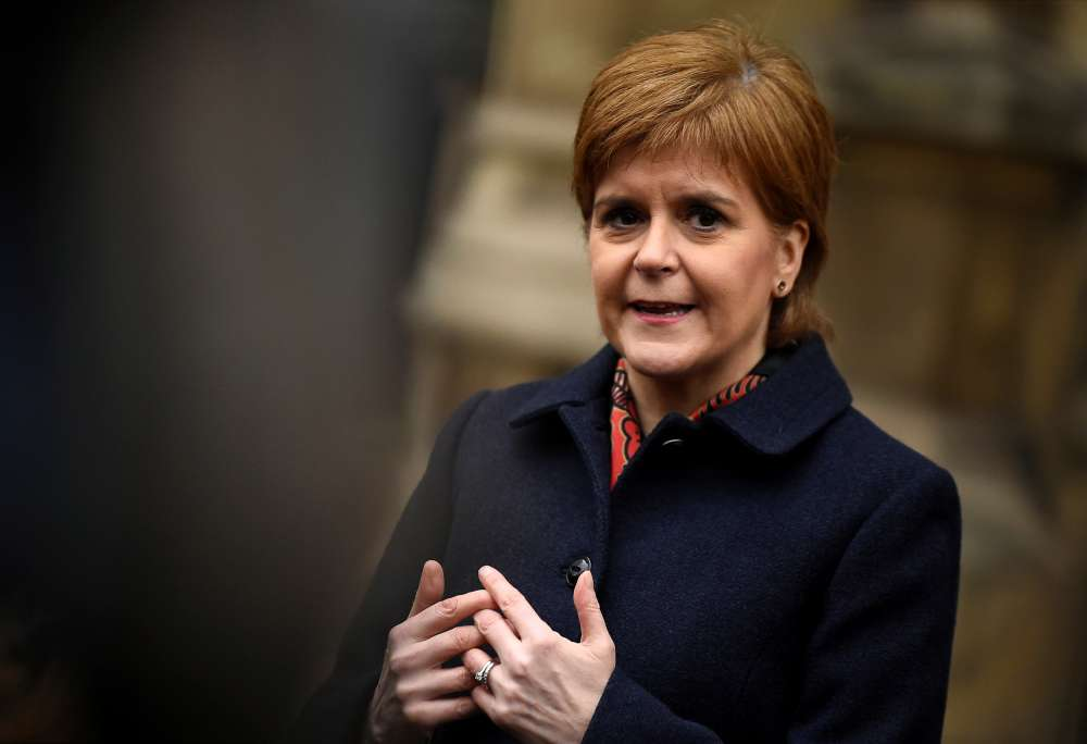 Sturgeon will give clarity on Scottish independence push in coming weeks