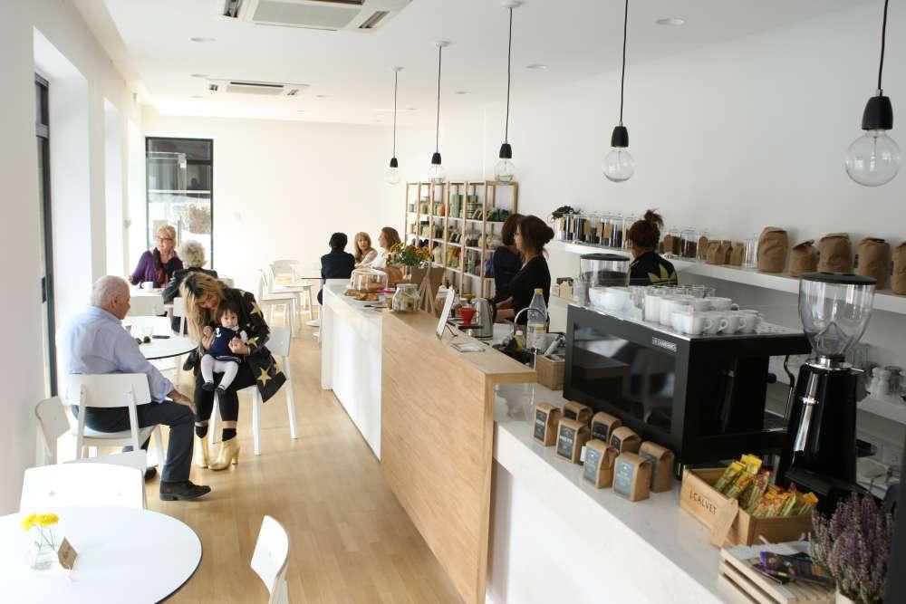 Zest Coffee + Kitchen