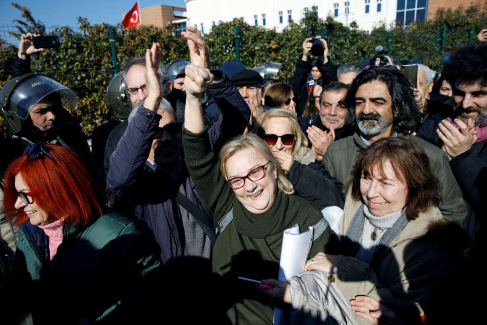 Turkish court's surprise acquittal in landmark protest trial