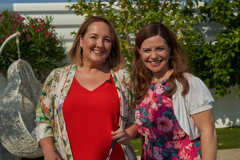 Irish cooking show travels to Larnaca