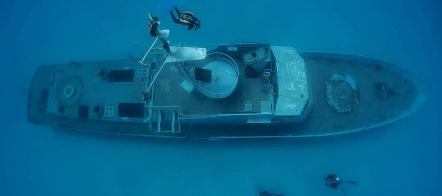 The Kyrenia Ship Wreck Diving Site