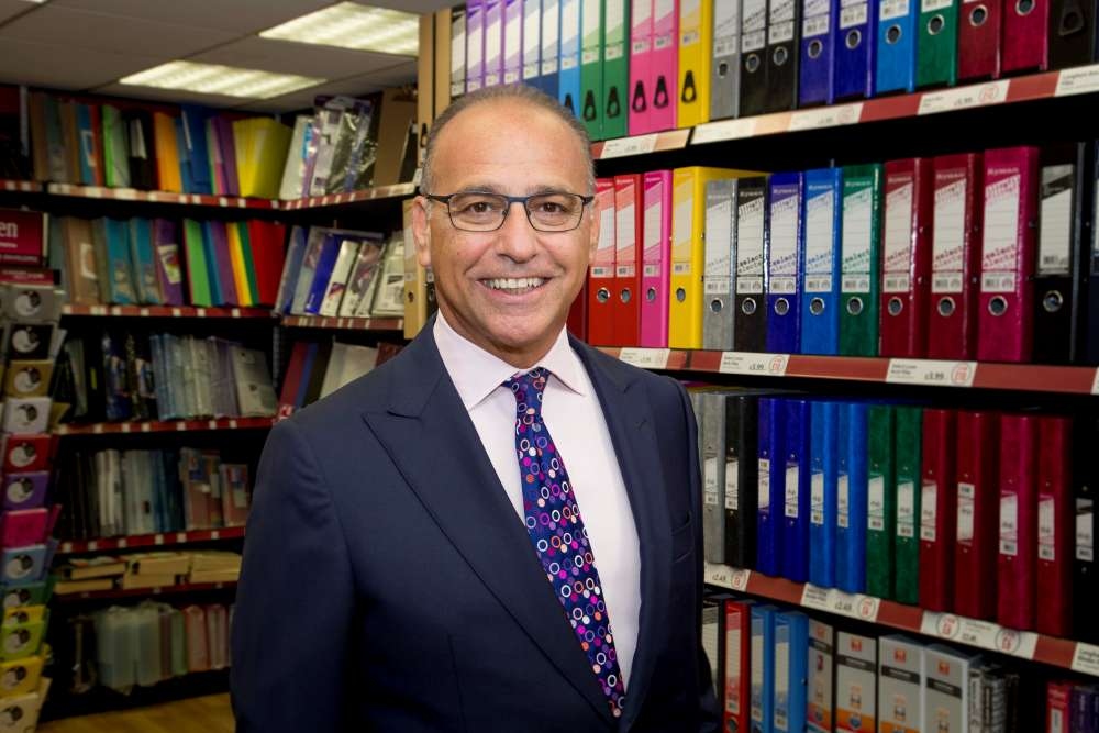 UK Cypriot Theo Paphitis backs a People's Vote on Brexit