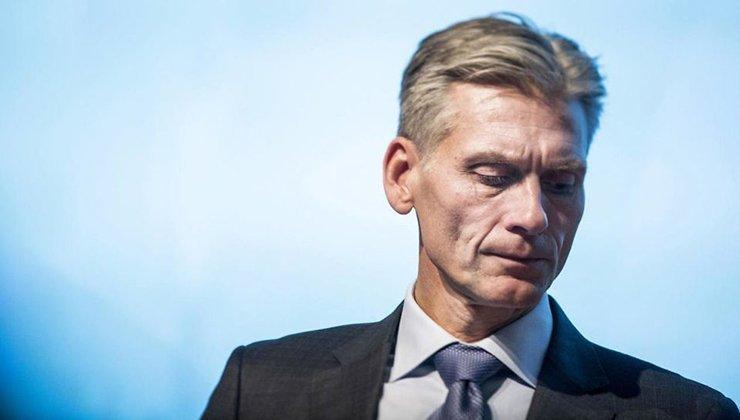 Danske Bank boss quits over $234 billion money laundering scandal