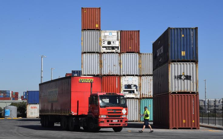 Cyprus' trade deficit at -3.1 billion for the first 9 months of 2018