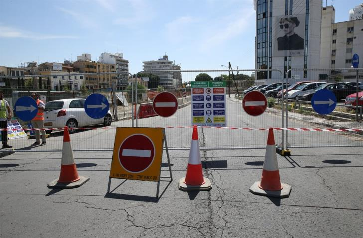 Nicosia  drivers struggling to cope with traffic congestion (statistics)