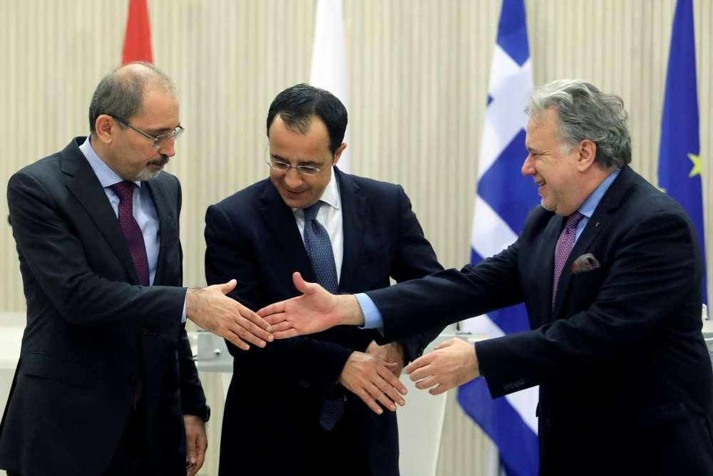 FMs of Cyprus