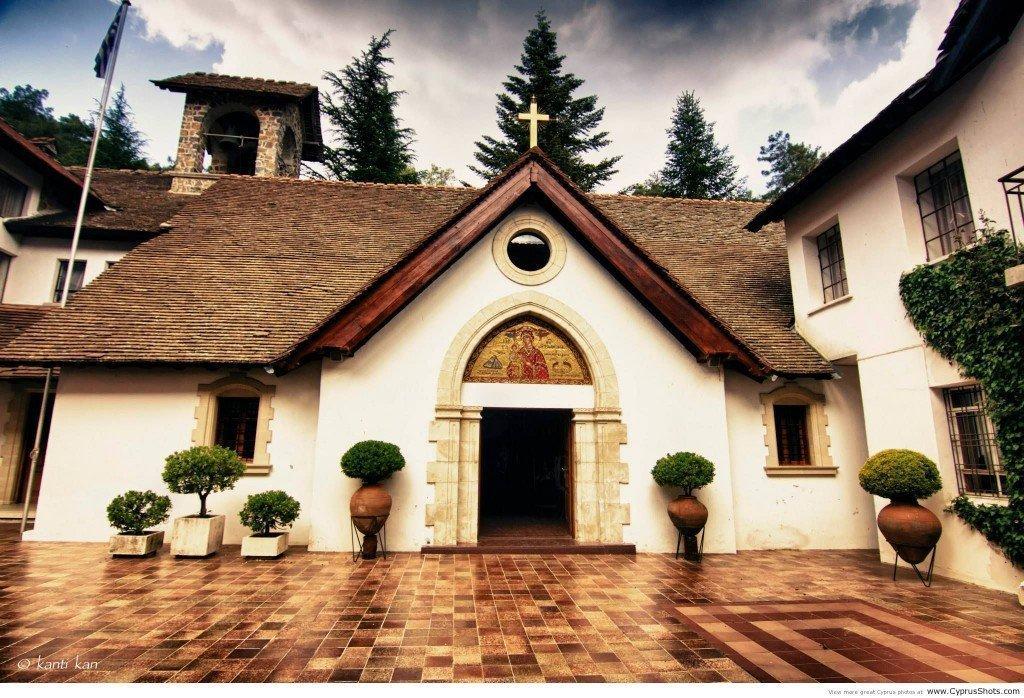 Trooditissa Monastery