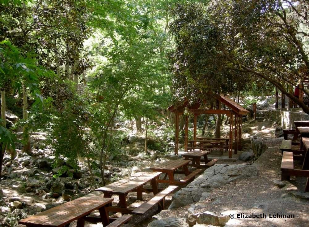 Trooditissa Xerokolymbos Picnic Site