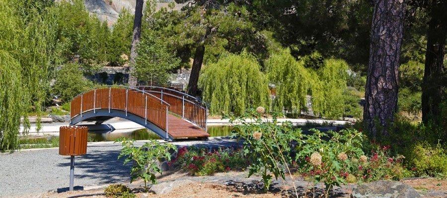 Troodos Botanic Garden