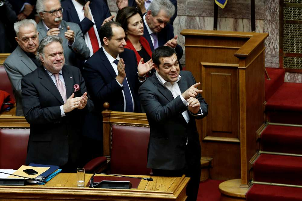 Greek PM to announce minimum wage increase
