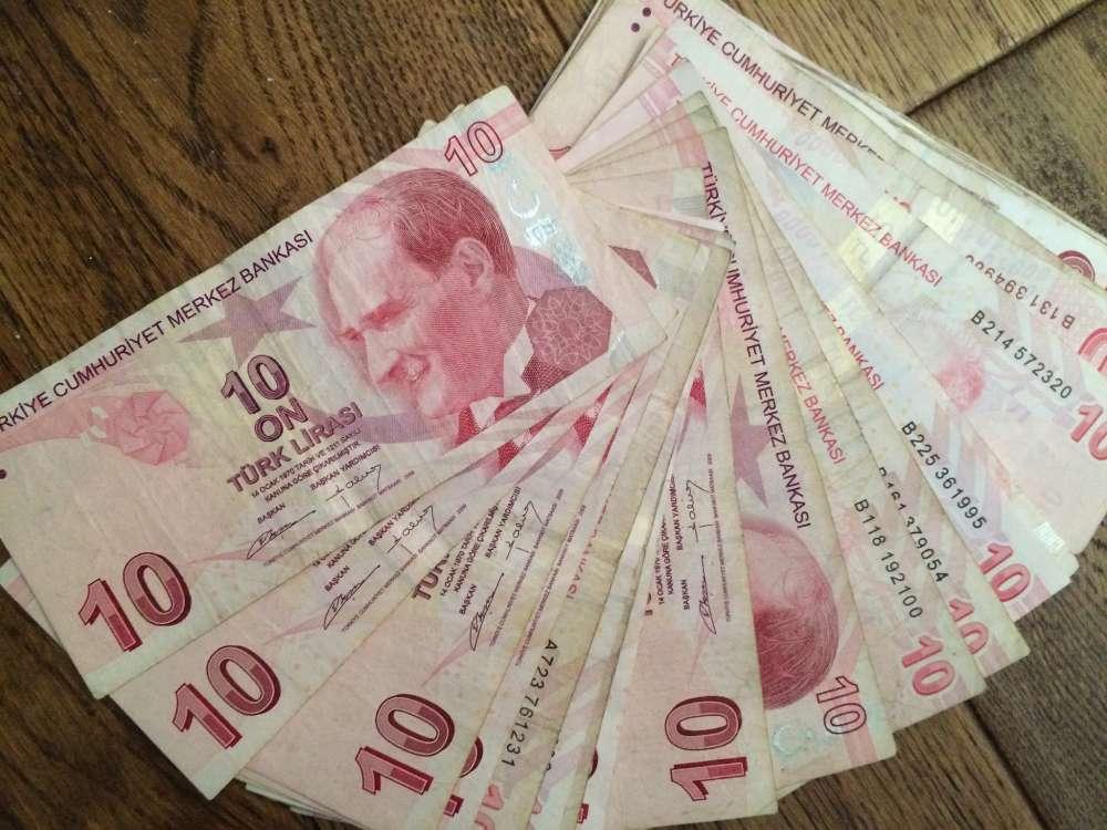 Turkish lira plunges