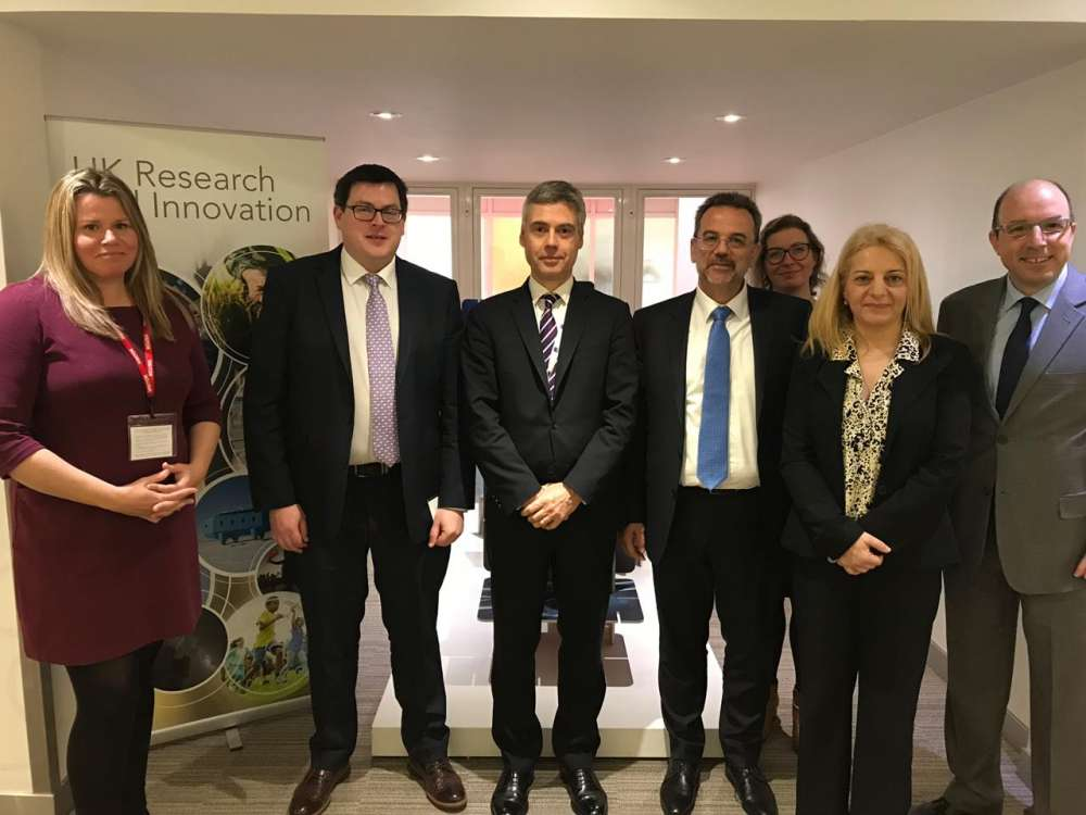 UK – Cyprus move to boost cooperation on research and innovation