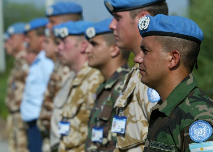 Presence of UNFICYP until a settlement has been reached