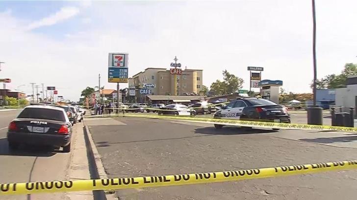 Gunman kills five in