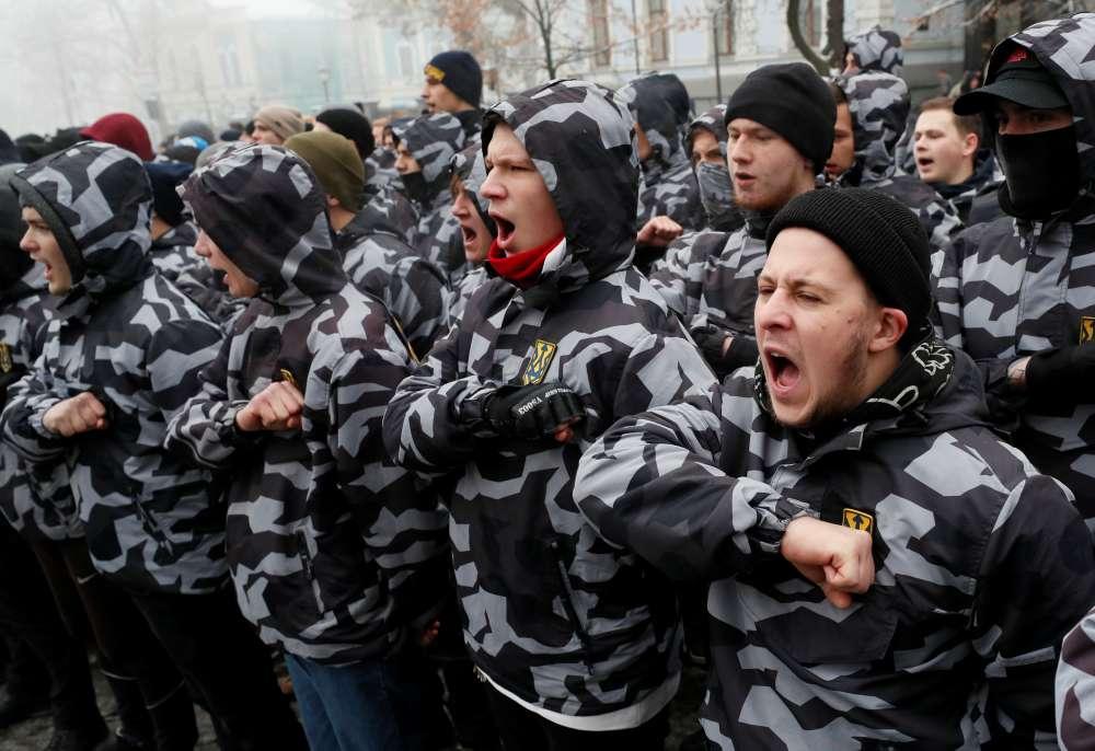 Ukraine president decrees martial law