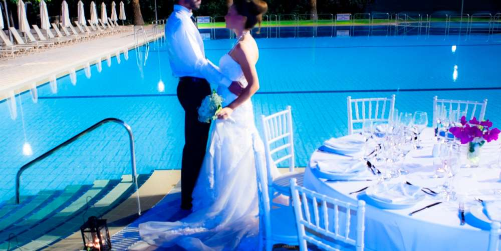 An unforgettable wedding in Nicosia