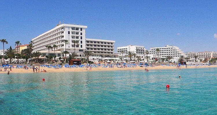 Uncontrolled expansion on Cyprus beaches violates Barcelona convention