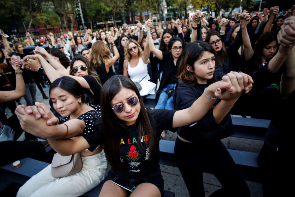 Latin American women prepare for record feminist marches