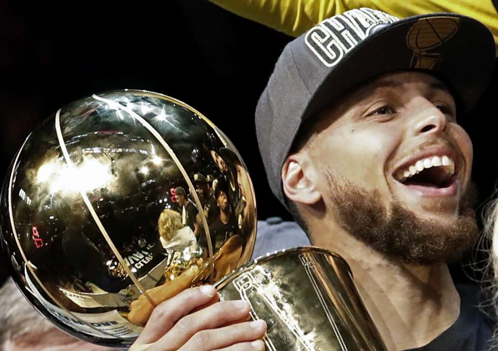 Warriors claim dynasty status with latest championship