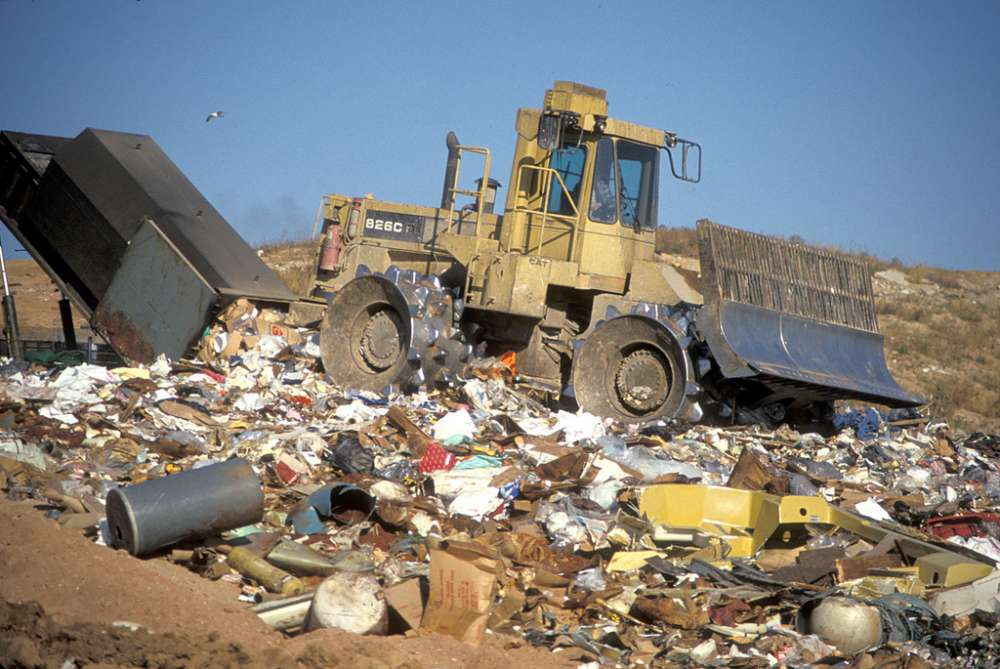 Cyprus generated 547 tonnes of solid waste in 2017