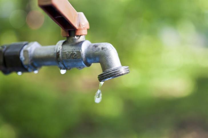 Temporary water cuts in Nicosia - Water Board