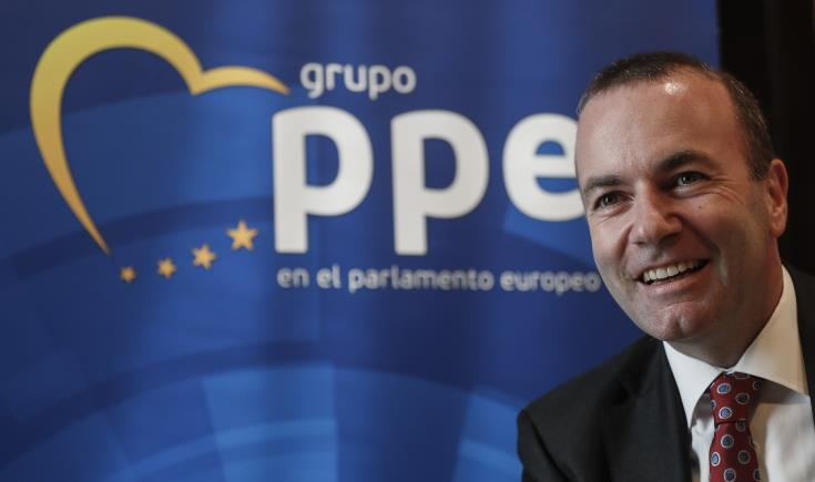 EPP candidate advocates ending of Ankara's accession process