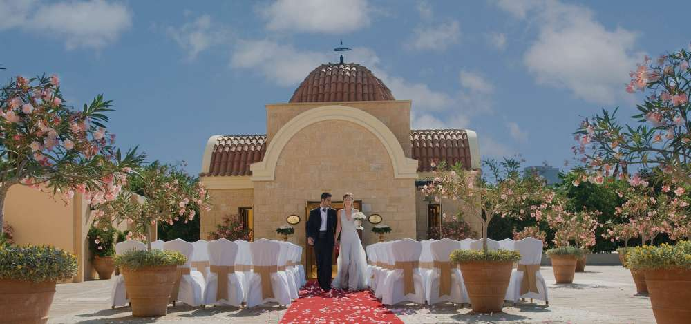 Weddings at the Elysium Hotel