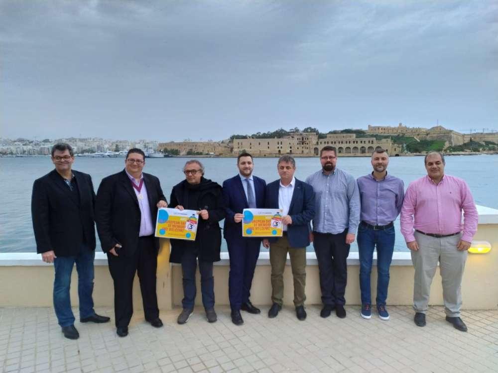 Ayios Athanasios helps set up border towns network