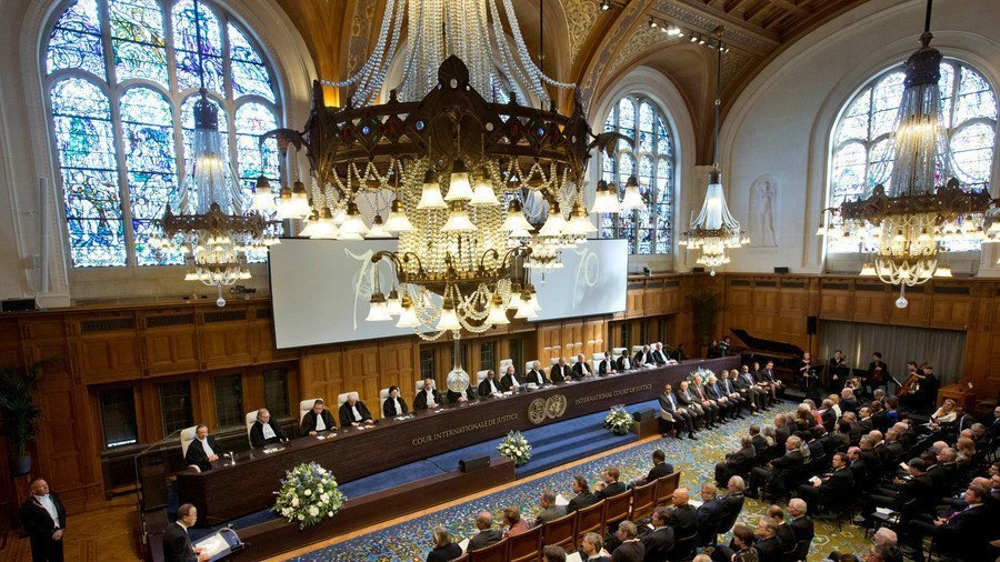 World Court orders U.S. to ensure Iran sanctions don't hit humanitarian aid