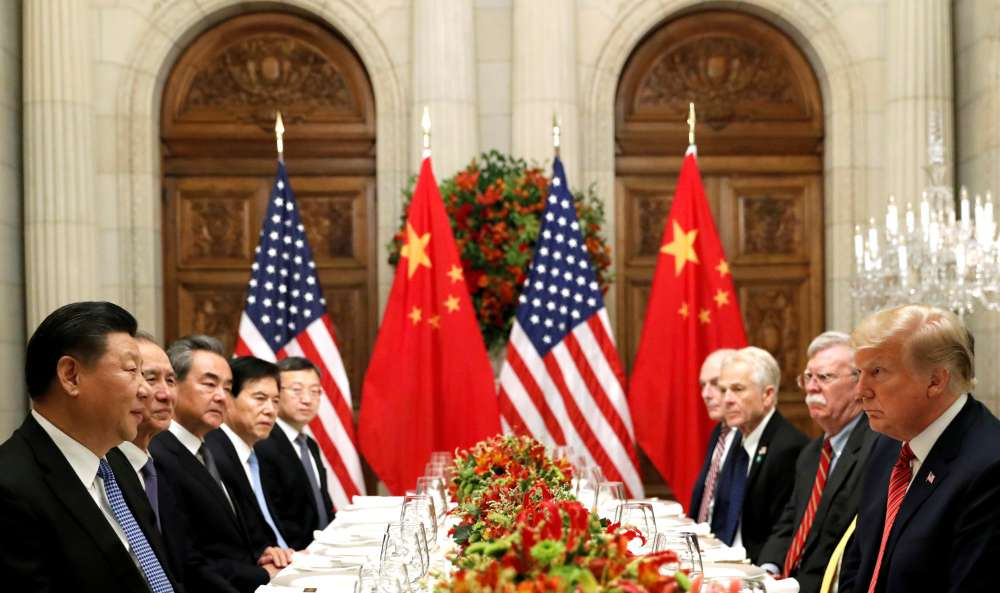 U.S.-China trade talks resume next week