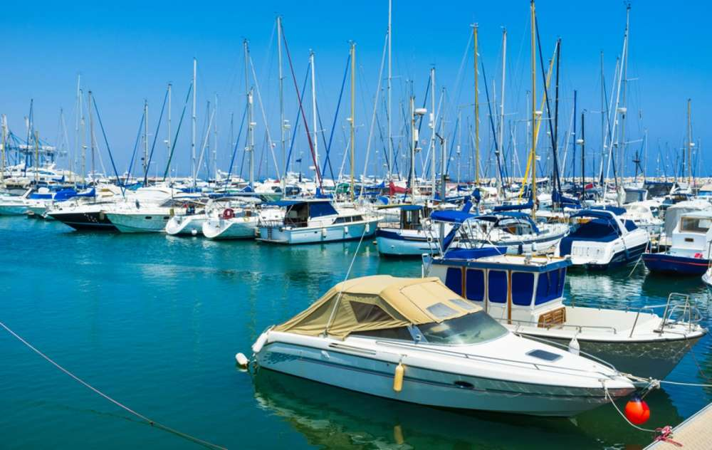 Fifteen leisure boats seized over the past six years