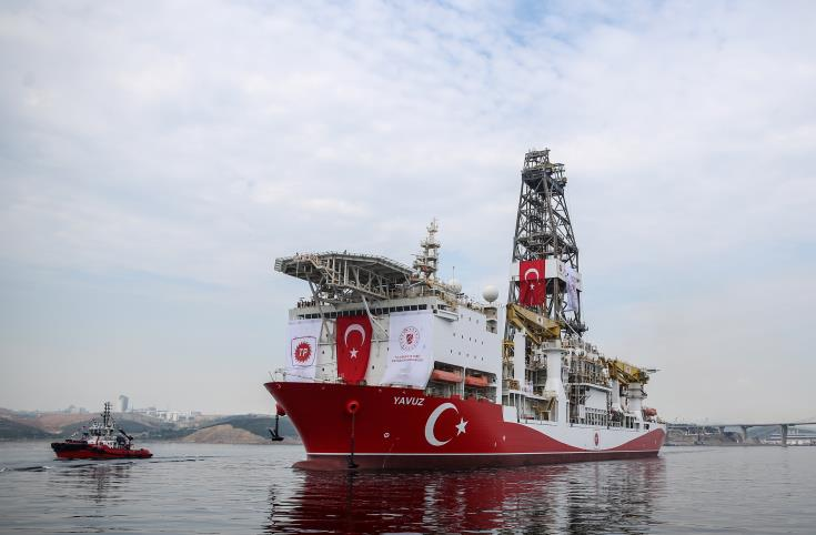 EU foreign ministers to adopt 'without discussion' illegal Turkish drilling regulation