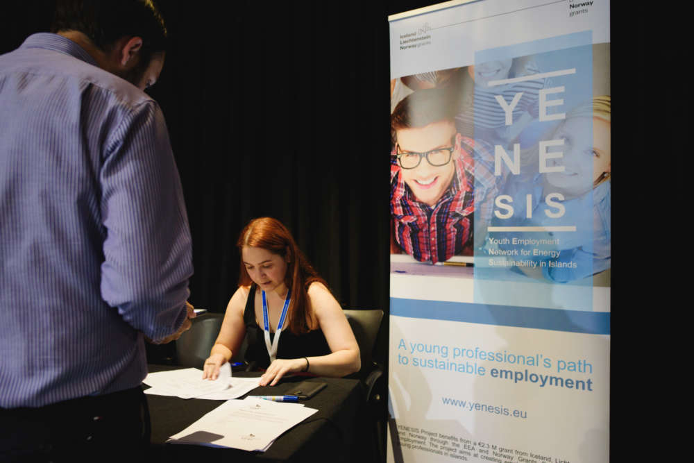 YENESIS: job opportunities to young professionals not in employment