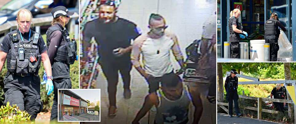 Three men arrested over acid attack on 3-year-old British boy