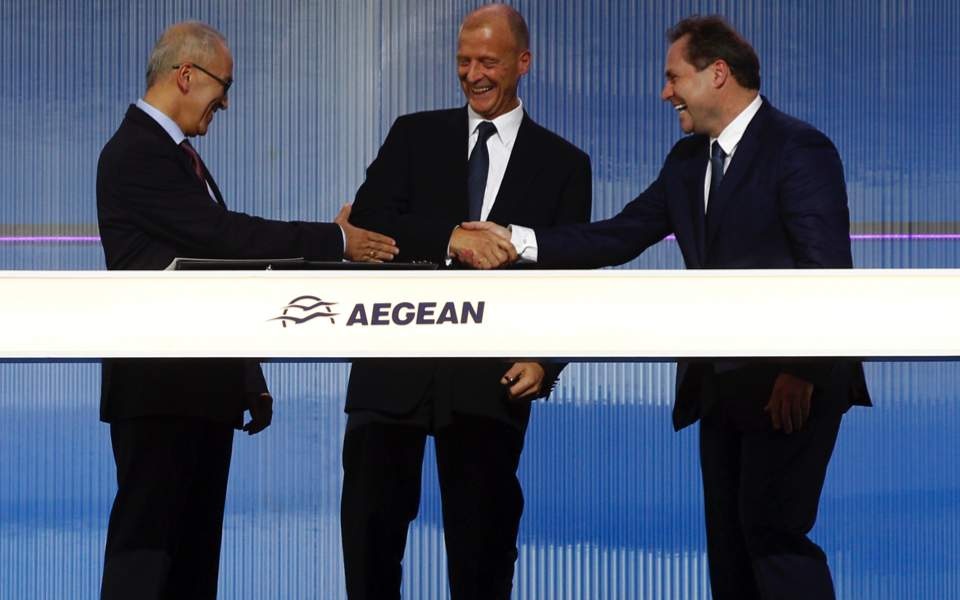 AEGEAN signs $5 billion deal on new aircraft