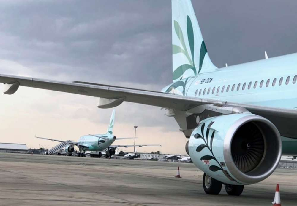 Cyprus Airways takes delivery of its second Aircraft A319