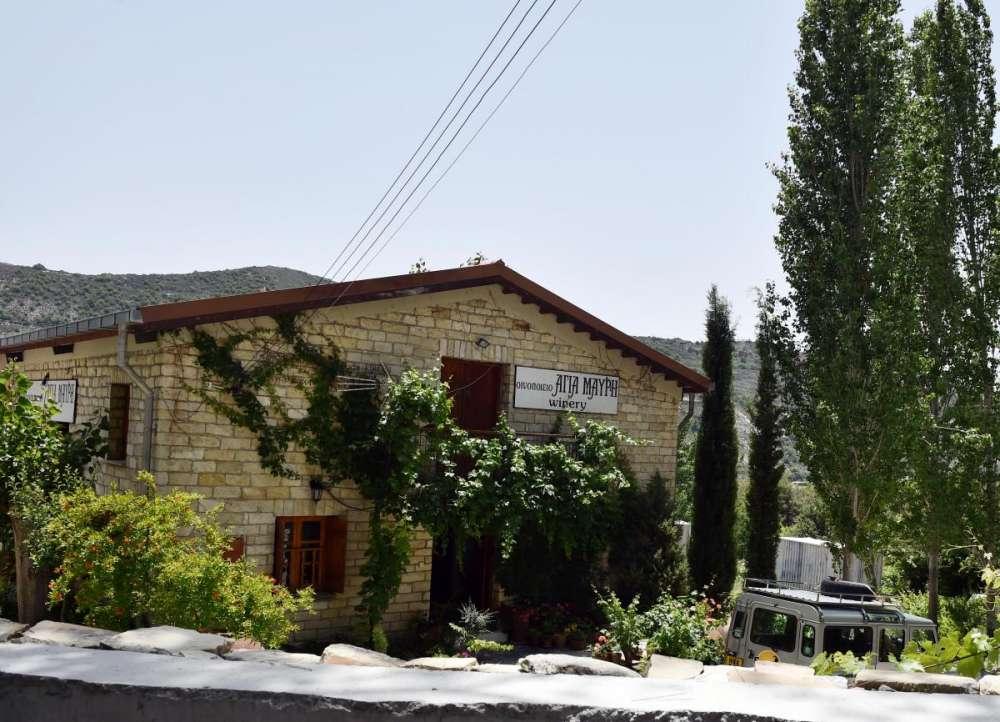 Agia Mavri Winery
