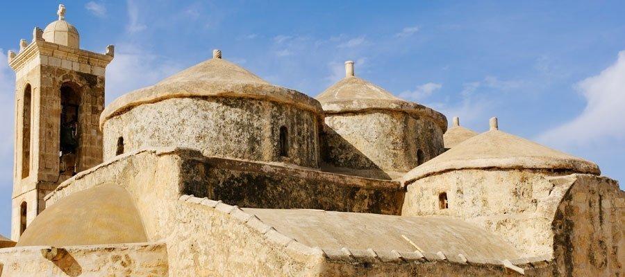 Agia Paraskevi Byzantine Church - Geroskipou village