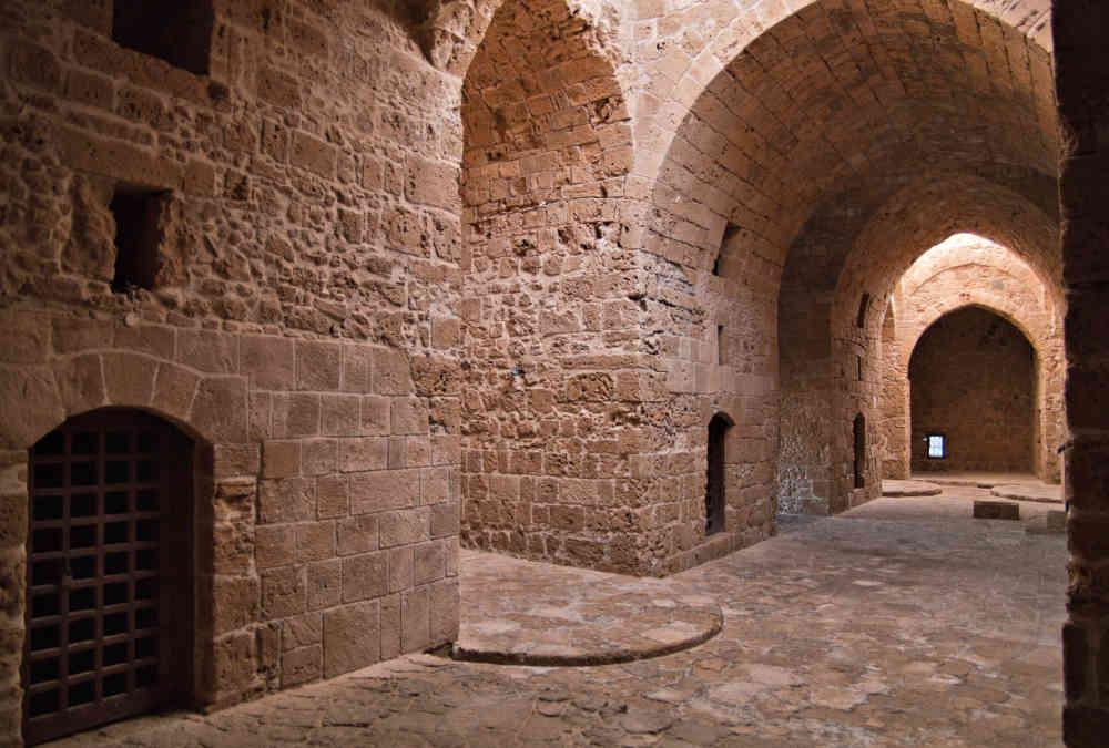 Ayia Solomoni Christian Catacomb