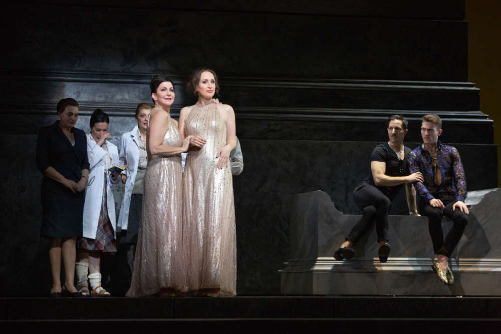Agrippina - The MET Live in HD