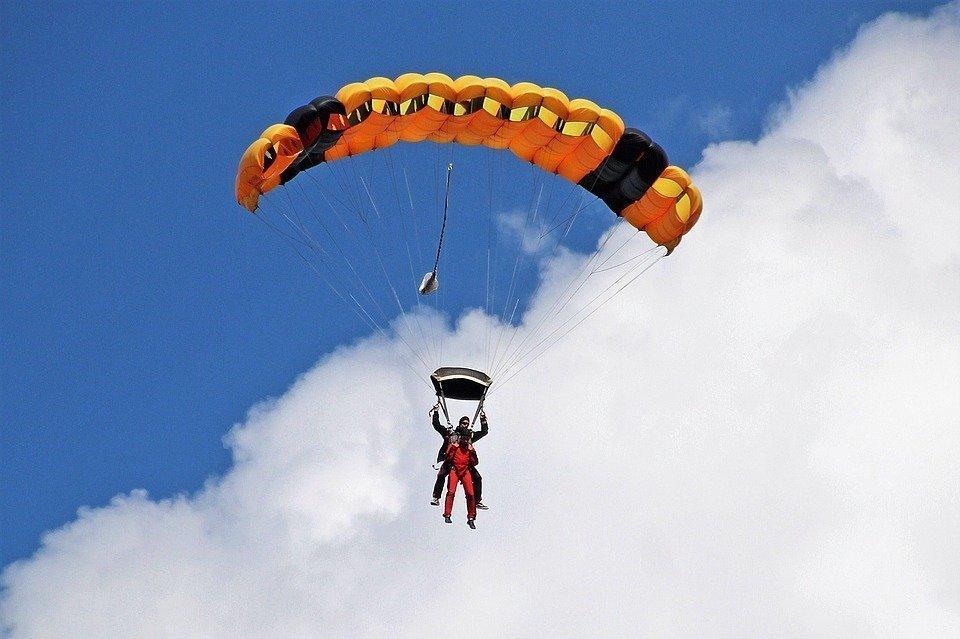 Air Sports in Limassol