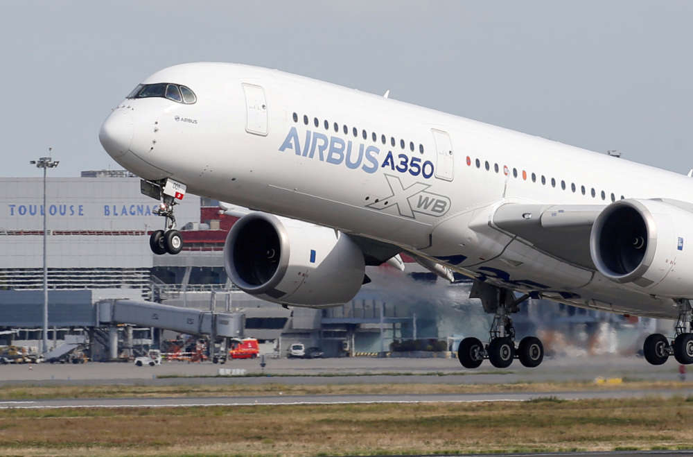 Airbus beats goal with 863 jet deliveries in 2019