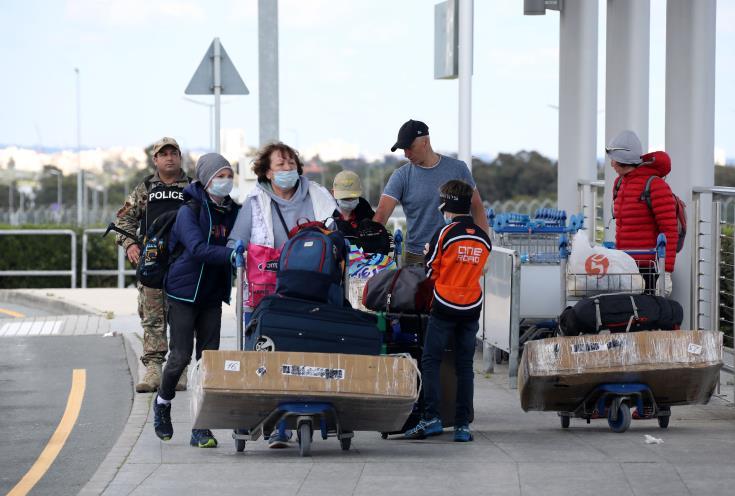 Coronavirus: Two week flight ban takes effect at 3 am on Saturday