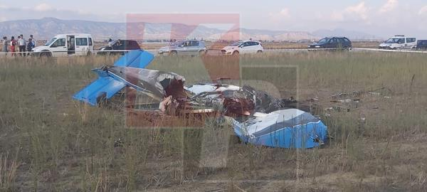 Team from Turkey helps probe into crash of light aircraft in occupied north