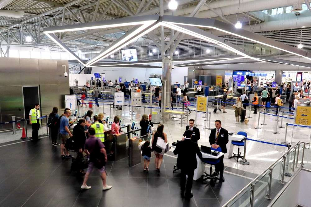 Athens airport labelled as best in SE Europe