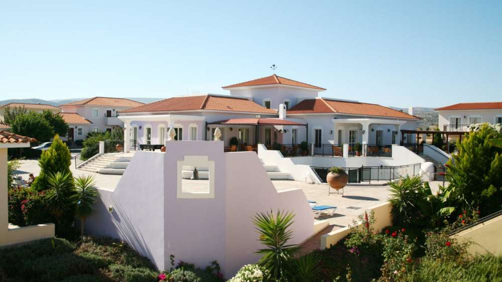 New four-star hotel within Akamanthea Holiday Village area