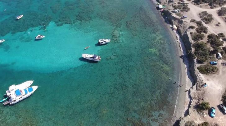 Greens says pleasure boats polluting sea off Latchi