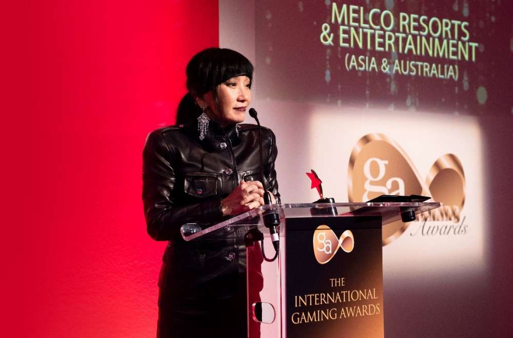 Melco named Socially Responsible Operator of the Year at 12th International Gaming Awards