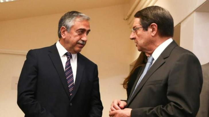 President Anastasiades to send non paper to Akinci with counterproposals on natural gas