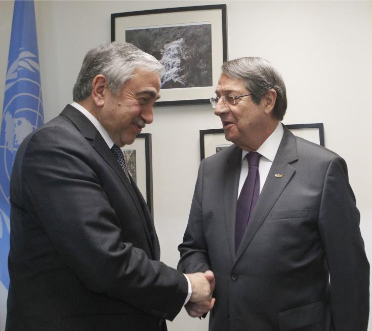 Cyprus ready to resume peace talks